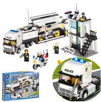 Holiday Sales Enlighten Child 6727 DIY Educational Police Tr...