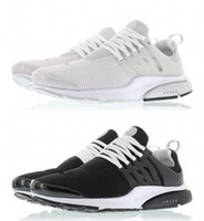 2016 AIR PRESTO BR QS Breathe Light Running Shoes Women Men ...