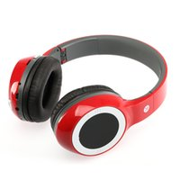 US Stock! Wireless Folding Stereo Headphone Headset Sport MP...