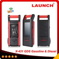 Free Shipping 2014 New Arrival Launch x431 GDS 100% Original...