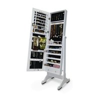 Cheap Panel Mirror Jewelry Armoire Best No No Wooden Jewellery Storage  Cabinet