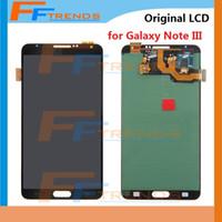 Moniteur d'écran LCD d'origine pour Samsung Galaxy Note 3 III N900 N900R4 N900T N900P N900V N9006 N900A N9005 100% Test
