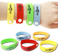 Adjustable Health bracelets Mosquito Killer Natural Citronel...