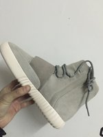 Original Quality Mens Shoes Kanye West Yeezy 750 Boost Athle...