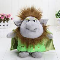 Frozen Trolls Plush Toys Stone Kristoff Friend Rock People G...