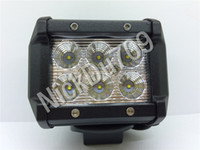 "4"" 18W Car Led Headlights Spot Bar Led Working Light JE..."