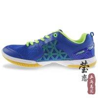 Wholesale- ORIGINAL stiga table tennis shoes unisex CS- 2621 1...