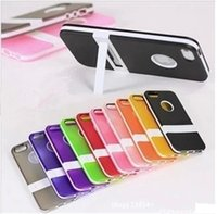 Clearance sale!No bargaining!!candy Color TPU + PC Back Cove...
