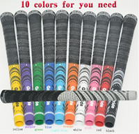 10colors Golf Pride Grips Golf Grips For Golf Driver Grips G...