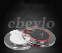 Hot Sale Luxury Qi Wireless Charger Charging Pad Mini for Sa...