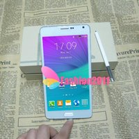 Note 4 1: 1 MTK6582 Quad Core Cell Phone 5. 5inch Android 4. 4 ...