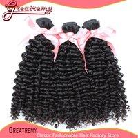 Hair Weft Weave 100% Brazilian Peruvian Malaysian Indian Vir...