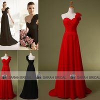 2015 Cheap Bridesmaid Dresses Long Maid of Honor Gowns Flora...