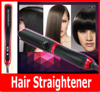 New hair sttaightener KD- 388 Professional Strasightening Iro...