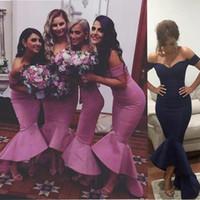2016 арабский Sexy V шеи с плеча платья выпускного вечера Mermaid Long 2015 Привет Lo Вечерние платья с рукавами Mremaid