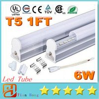 2015 New Arrival 0. 3m 30cm 6W T5 Integrated Led Tubes Lights...