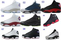 Cheap and New retro XIII 13 Basketball Shoes 13 Colors Men S...