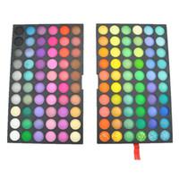 Retail Professional 120 Colors mac Eyeshadow & Blusher Palet...