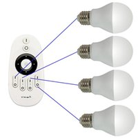 30pcs lot Wireless Intelligent LED Mi Light Lamp Bulb 2. 4G W...