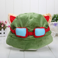 Wholesale - Retail League of Legends cosplay cap Hat Teemo h...