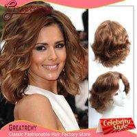 2015 premier wigs Stock!!100% remy human hair wig 6 inch mac...