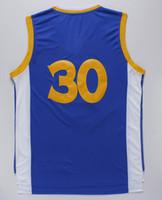 # 30 баскетболиста Джерси Blue Мужская Баскетбол Рубашки Скидка Дешевые баскетбол одежда Спортивное Открытый Одежда Игроки Трикотажные изделия