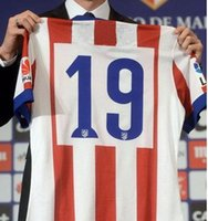 Customized Thai Quality #19 F. TORRES Soccer Jersey , 14 15 Ho...