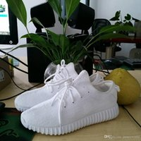 Yeezy 2015 New Arrival Kanye West Yeezy Boost 350 White Men&...