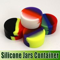 Factory Price Wax Containers Silicone jars container silicon...