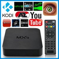 2015 Hot New Android TV Box MXQ Amlogic S805 Quad Core HD Me...