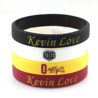 No. 0 Basketball Star Kevin Love Sports Bracelet Custom Pers...