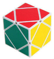 Brand New ShengShou Skewb Puzzle Magic Cube White Free Shipp...