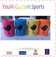 promotional custom designed tennis sport 100% cotton terry t...