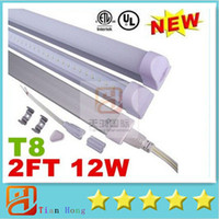 XMAS 2ft Integration T8 Led Tube Lights High Lumens 1100lm 1...
