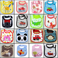 2015 Baby Boys Bibs 3 Layers Top Quality Baby Girl' s Sa...