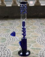 Percolateur en spirale Grace Glass Bong 15