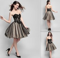 Kids Girls Graduation Dress Ball Gown Sweetheart Neckline Sh...