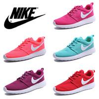 WMNS Nike Rosherun Running Shoes For Women Lightweight Roshe...