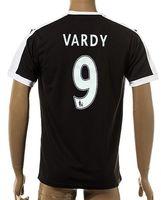 Thai Quality Customized 15- 16 new season 9 VARDY Soccer Jers...