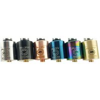 Plume Veil Simple Version RDA RBA rebuildable Atomizer black...