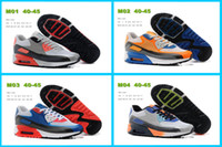 2016 New Colors Men Running Shoes New Design Max 90 Running ...