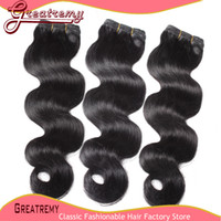 Clearance Sale! 100% Brazilian Hair Extensions Hair Weft Wea...