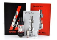 Kanger nano atomizer 3.2b avec SSOCC Bobines pour ecigarette Kits subox mini nano Livraison gratuite