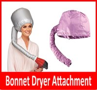 New Portable Hair Dryer Soft Hood Bonnet Attachment Haircare...