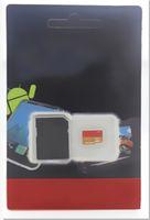 Tarjeta micro de la tarjeta MicroSD 32GB 64GB 128GB de la tarjeta TF de la tarjeta micro de la clase 10 50pcs 10 tarjetas del TF con el BUEN adaptador libre del SD para libre