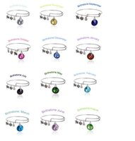 2015 hot Alex&Ani silver plated Alex and Ani Bangles luckly ...