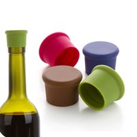 Silicone Wine Bottle Stoppers Kitchen Bar Tools Approved Foo...