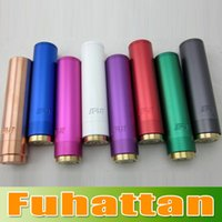 DHL free Fuhattan Mod e Cigarette Machanical Mods Manhattan ...