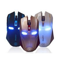 Newest Iron Man Mouse G5 Wireless Mute Silent Gaming Mouse G...