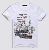 Slim Fit T Shirt Men Shirt Short Sleeve Tshirts Mens T Shirt...
